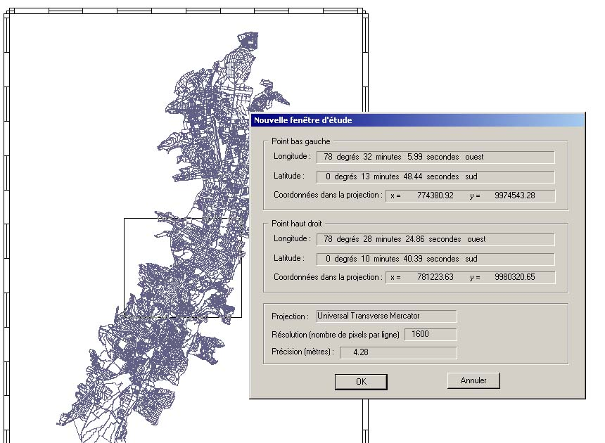 Calculation and mapping dwelling tax rate within quito for Taille fenetre html